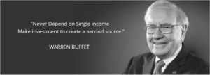 Do not depend on single income